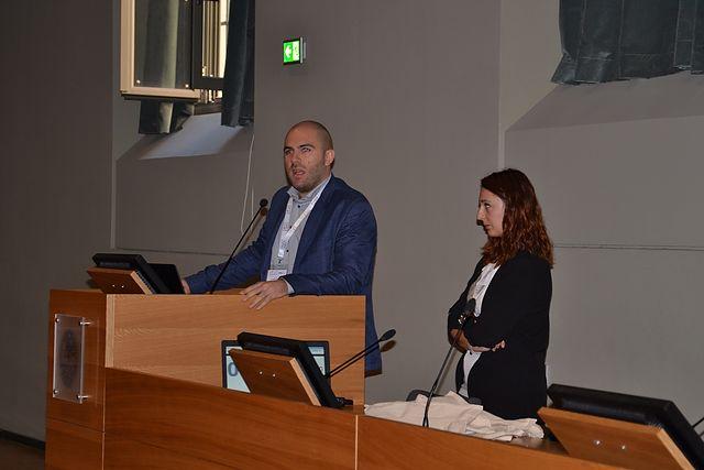 Leonardo Triggiani e Marta Da Pian annunciano i vincitori