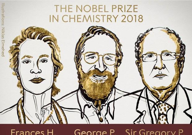 The Nobel Prize) © Ansa
